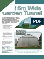 5M Tunnel Brochure