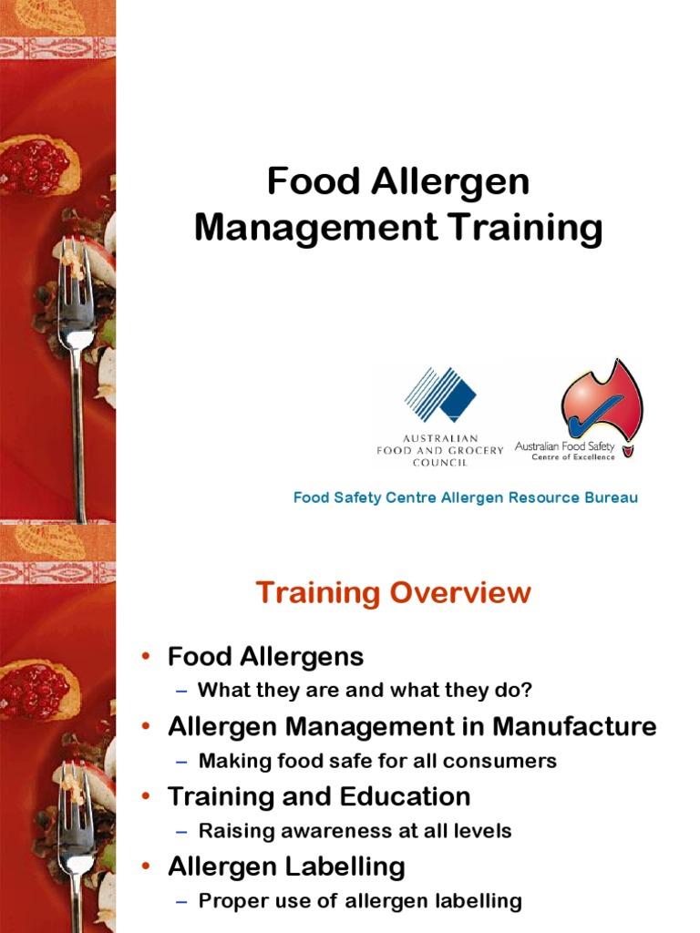 Awareness On Food Safety Presentation