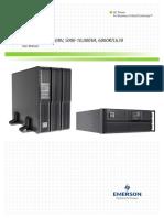Manual Gxt3 5-10kva - Embajada de Eeuu