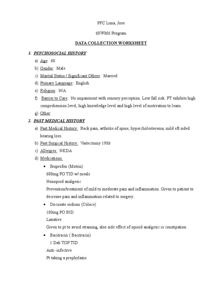 adenocarcinoma prostatico grade 3 worksheets