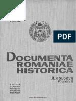 A, 2, Documenta Romaniae Historica, Moldova, 1449-1486