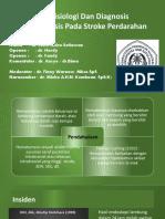 Patofisiologi Dan Diagnosis Hematemesis Pada Stroke Perdarahan