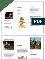 Lazarillo de Tormes Info (1)