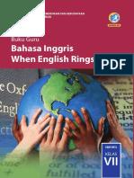 Buku Guru Kelas VII Bahasa Inggris_ayomadrasah