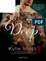 Deep (Stage Dive) - Kylie Scott