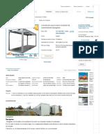 Cómodo de Acero Marco Modular de Contenedores Bungalow-Casas Prefabricadas-Identificación Del Producto_1016146640-Spanish.alibaba