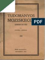 Tudomanyos moziskeccs (1926)