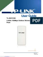 Router tlwa7210n Tp-link