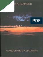 Abandonando a escuridão - Jiddu Krishnamurti.pdf