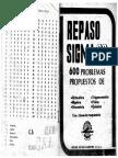 Repaso Sigma 80 - 600 Problemas Propuestos (1981)