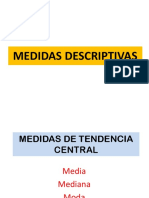 3. MEDIDAS DESCRIPTIVAS
