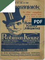 Robinson Krausz