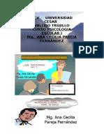 Clase 2-Psicolo. Escolar I Trastornos en El Desarrollo de Há Imp Yami