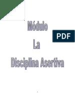Módulo Disciplina Asertiva