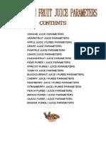 FJA Parameters Guide Feb 09 Australia