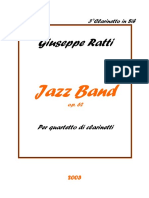 Op.62 Jazz Band 3 Clar