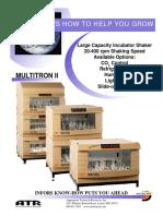Multitronii Shaker