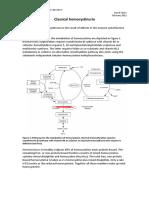 Classical Homocystinuria Disorder Summary