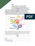 Eucariogénesis