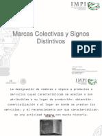 Marcas Colectivas y Signos Distintivos