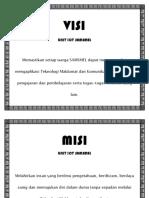 VISI Misi Makmal Ict