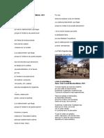 20 Poemas a La Patria, Guatemala