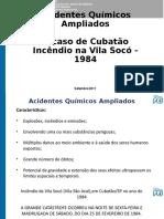 Seminario_Vila Socó Cubatão