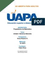 Propedeutico Matematica 1