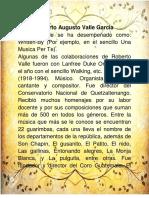 Roberto Augusto Valle Garcia