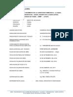5.- Datos Generales de La Obra