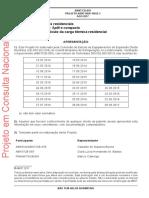 NBR 16655-3 Cálculo de Carga Térmica Residencial