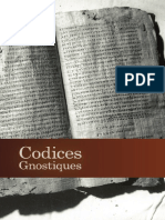 Codices Gnostiques French