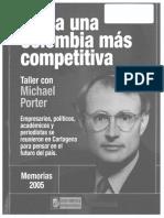 5. Hacia Una Colombia Mas Competitiva