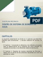Cálculo y Selección de Sistema de Bombeo