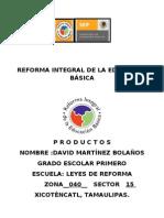Cuadernillo DAVID MARTINEZ BOLAÑOS[1]