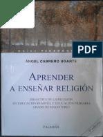 Aprender a Enseñar Religión DECA