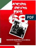 Libro Voces y Ecos Del 68
