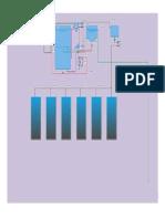 Diagrama de Flujo Ptar Concepcion