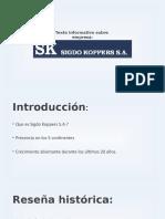 Texto Informativo Sobre Empresa