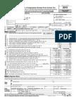 Bridge House 2015 IRS Form 990