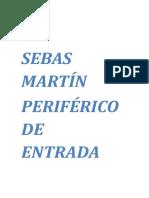 Sebas Martín