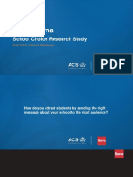 barna acsi school choice research slides 2016