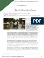 El Fenómeno El Niño_ Las Crecidas de Ríos Dejan 160