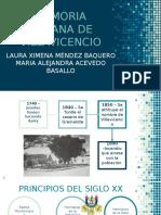 Memoria Urbana de Villavicencio