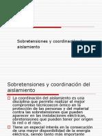 Sem 15.1 Sobretensiones y Coordinacion Aislamiento