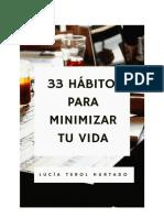 Hábitos Para Cambiar Tu Vida
