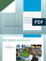 Impacto Ambiental de La Construcción