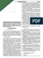 2015-01-30 - Norma Tecnica Infraestructura en Salud