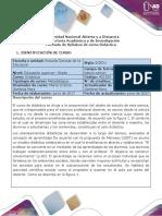 Syllabus Del Curso Didáctica