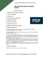 Informe de Avaluo Fogade